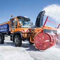UGE mit HZL und Schneefräse